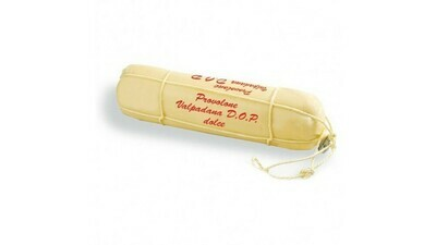 Provolone Valpadana DOP dolce Forma Pancetta ca. 5 kg