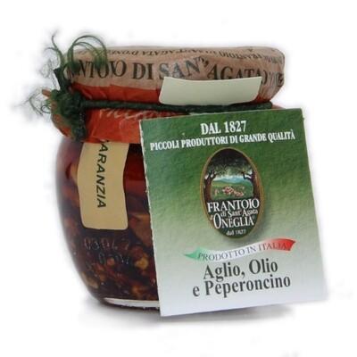 Aglio, olio e Peperoncino 90g  Sant'Agata
