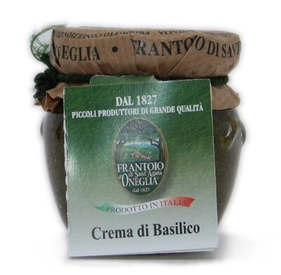 Crema di basilico 90g  Sant'Agata