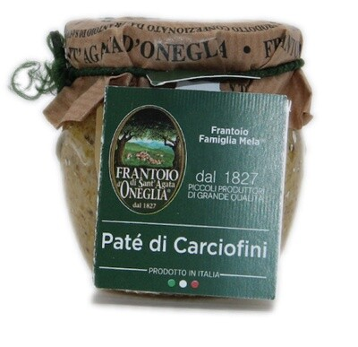 Paté di carciofini 90g  Sant'Agata