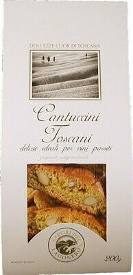 Cantuccini Toscani  IGP alla Mandorle Sapori del Lago Nero