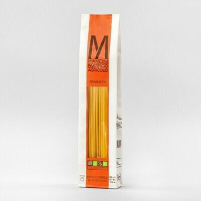 Spaghetti di semola di grano duro  Mancini