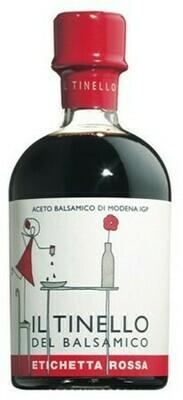 Aceto Balsamico di Modena IGP  etichetta rossa 65° Brix ILTINELLO Il Borgo del Balsamico