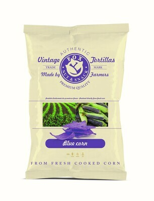 Chips Tortilla Blue Corn 