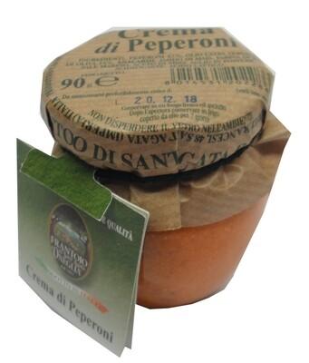 Crema di Peperoni 90g  Sant'Agata