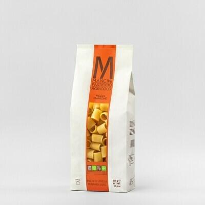 Mezze maniche di semola di grano  duro Mancini