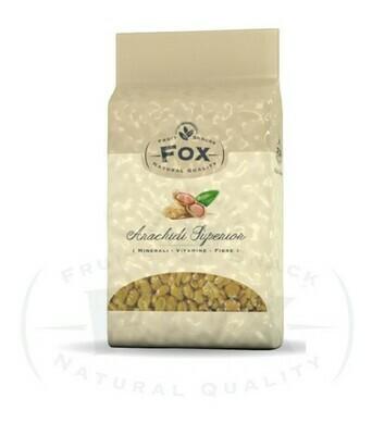 Arachidi Superior  (Erdnüsse geröstet und gesalzen)  Fox Italia
