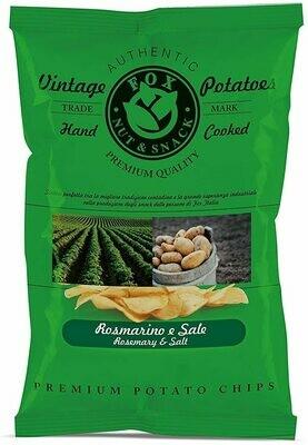 Chips Vintage di Patate  con Rosmarino Fox Italia