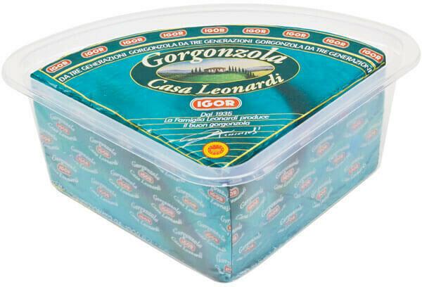 Gorgonzola dolce Igor ca. 1,5kg