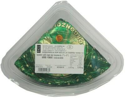 Gorgonzola dolce La Casera DOP  ca. 1,5kg