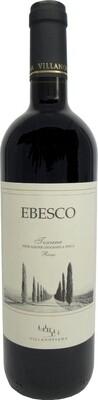 Ebesco Rosso di Toscana IGT  Villanoviana
