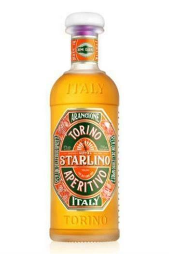 Vermouth Aperitivo Arancio Hotel Starlino
