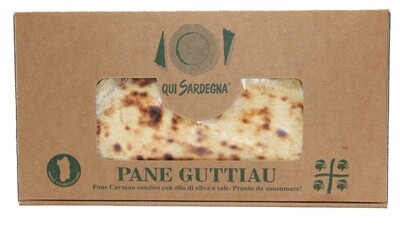 Pane Guttiau 4 Mori all'Olio di Oliva  i Cagliaritani