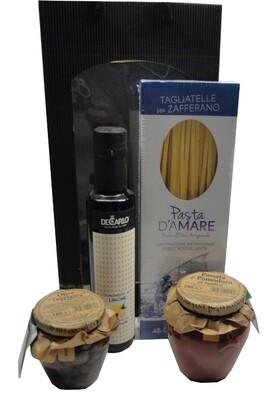 """Geschenkset  """"Pasta D'AMARE"""""""