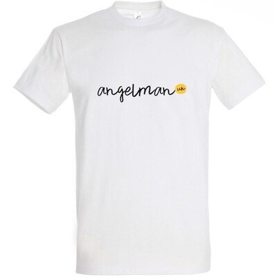 White T Shirt logo design