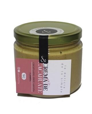 Crema de cacahuate (retornable)