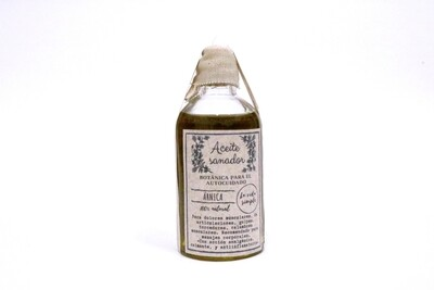 Aceite sanador (retornable)