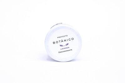 Desodorante en crema (retornable)