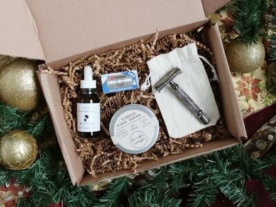CAJA DE REGALO - Grooming kit (Cuidado de la barba)
