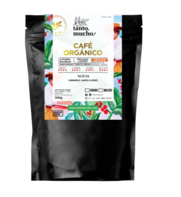 Café orgánico