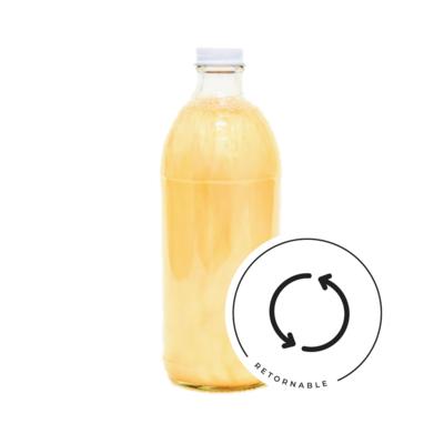 Shampoo líquido de cítricos - retornable