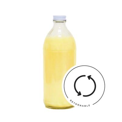 Shampoo líquido de manzanilla - retornable