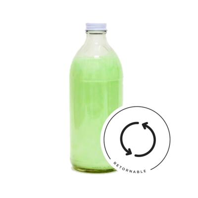 Shampoo líquido de bambú - retornable