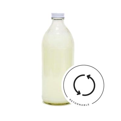 Shampoo líquido de Keratina - retornable