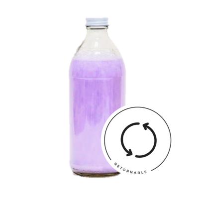 Shampoo líquido de lavanda - retornable