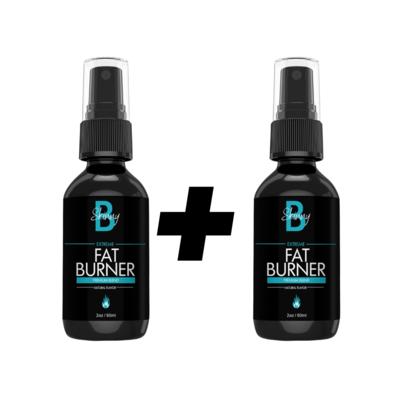 Skinny-B Extreme Fat Burner Spray Two Pack