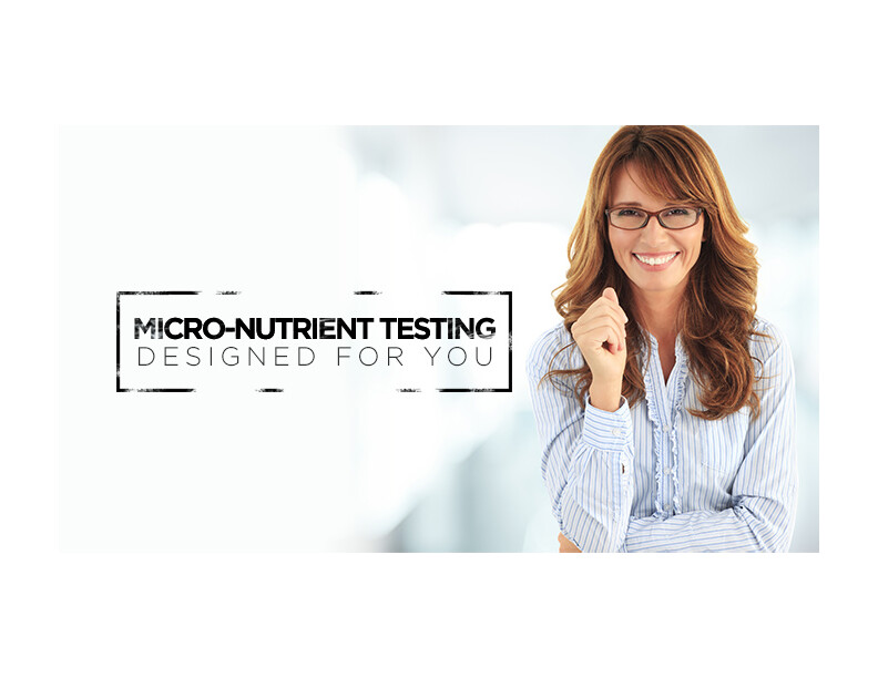 DBS MicroNutrient Test (Direct Blood Spot)