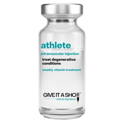 *Athlete Shot (Treat Degenerative Conditions)