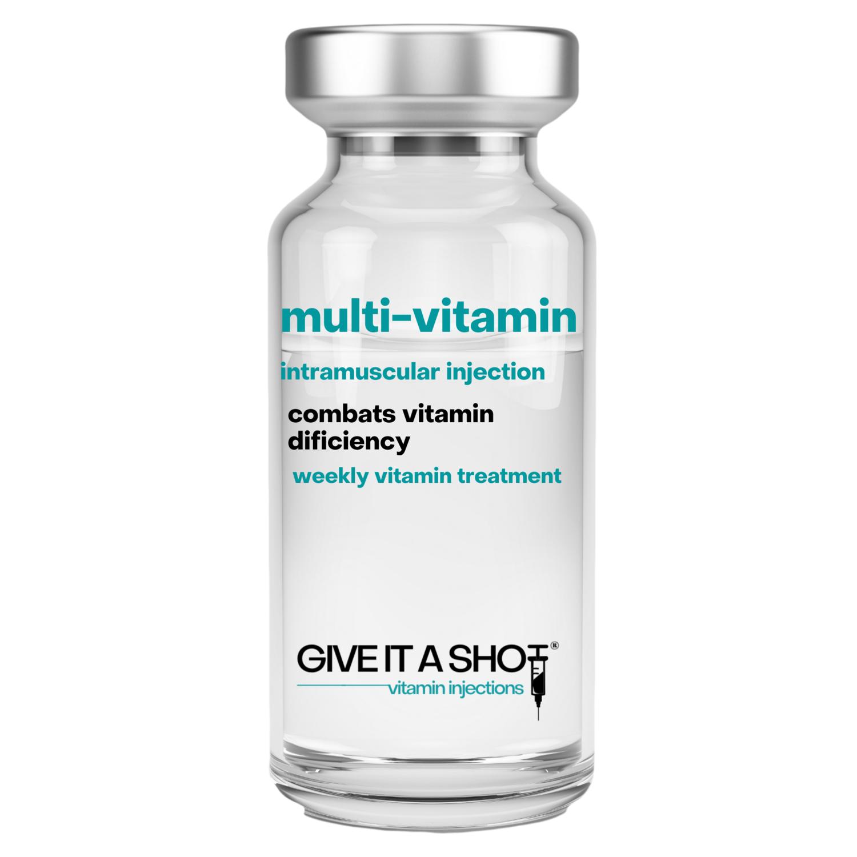 Multi-Vitamin Shot (Overall Wellness Shot)