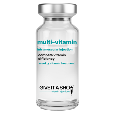 Multi-Vitamin Shot (Overall Wellness Shot)