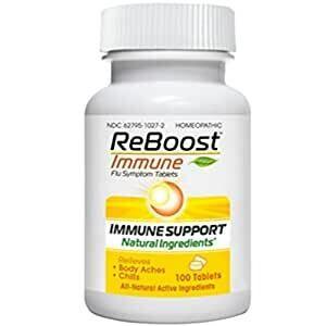 ReBoost Immune Tablets
