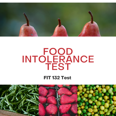 Food Intolerance Testing (FIT 132 Test)