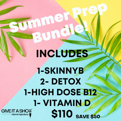 *NEW* Summer Prep Bundle