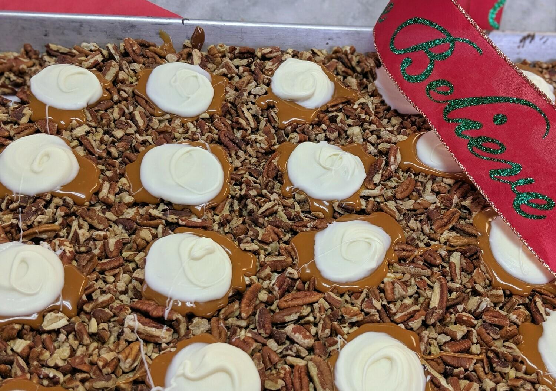 12 Piece Tybee Terrapin Box - White Chocolate
