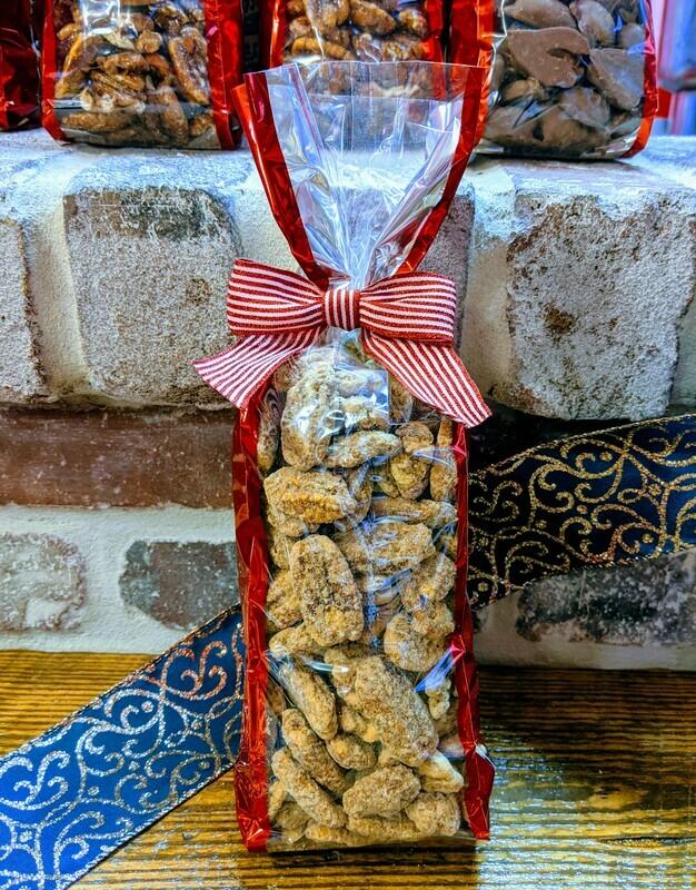 Cinnamon Glazed Pecan Bag 1 LB