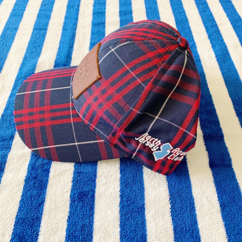 Plaid Baseball Cap