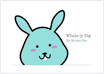 Whale-ly Big (Printed Book)