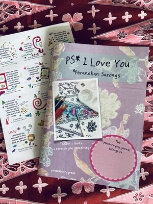 PS* I Love You - a pause-to-play journal (Printed Book)