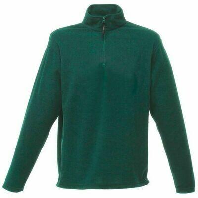 Bottle green Micro fleece
