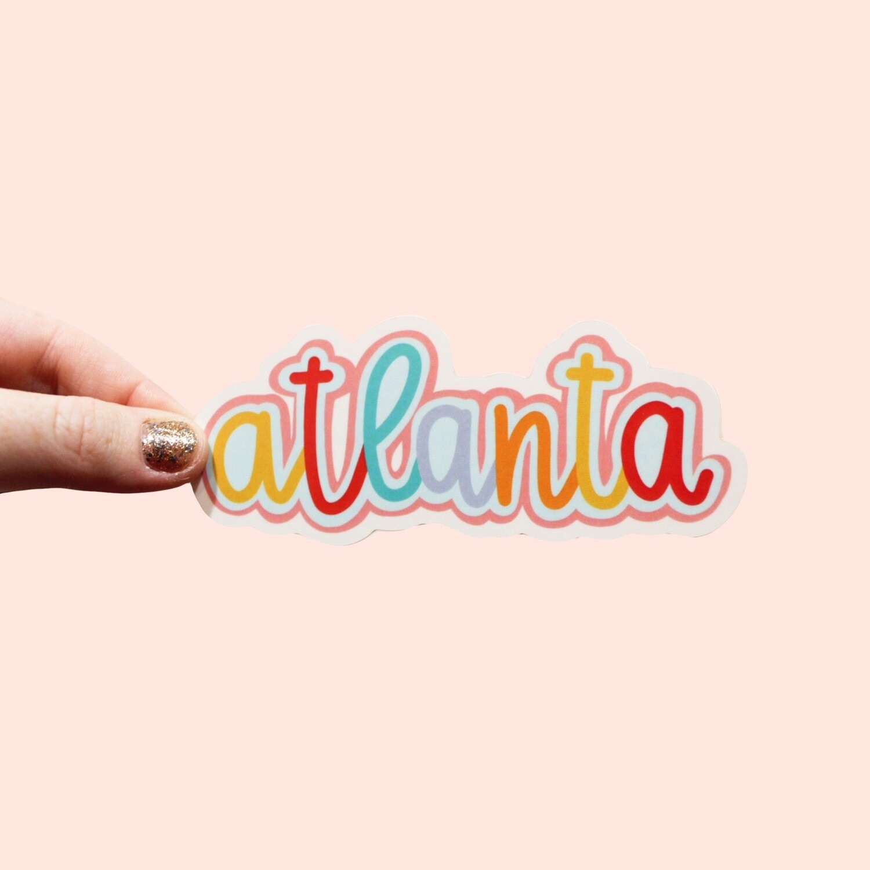 ATLANTA COLOR STICKER