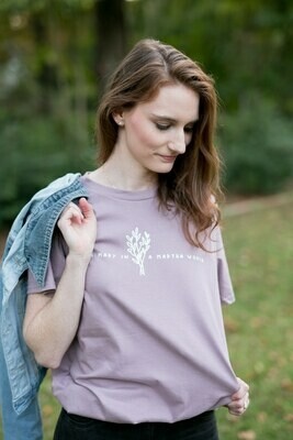 The Jane Shirt - purple