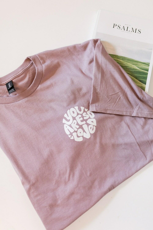 The Hailey Shirt - purple
