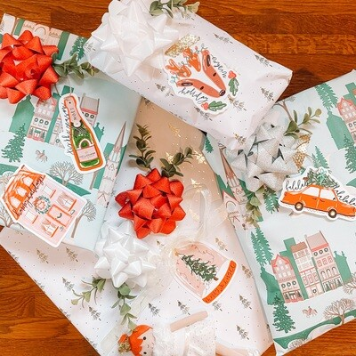 Christmas Gift Tags - Pack of 5