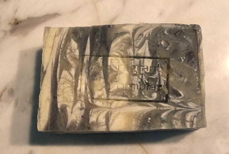 Wintry Mint Soap