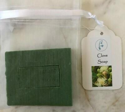 Clove Soap, Tallow/Goat's Milk