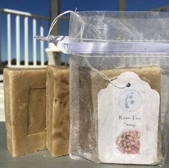 Rose Tea Soap
